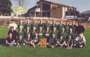 Juniors Crabos 1997-1998
