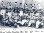 Saisons 1942 - 1946